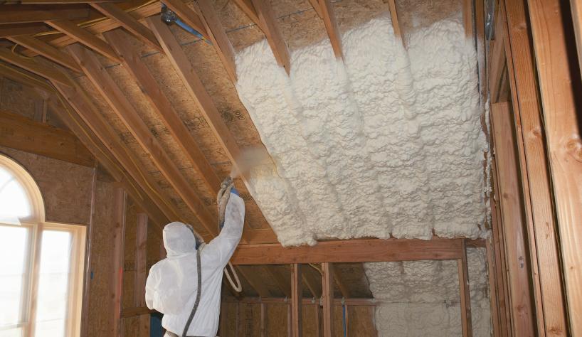 Ceiling Wall Services Foam Tech