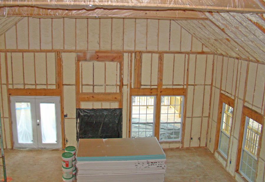 Residential Foam Insulation Foam Tech